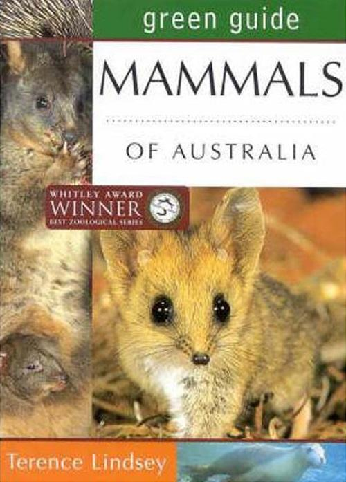 Green Guide: Mammals of Austra