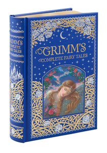 Grimm's Complete Fairy Tales (Barnes & Noble Collectible Classics: Omnibus Edition)
