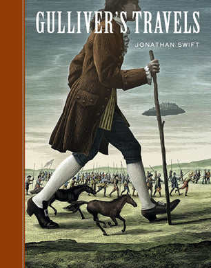 Gulliver's Travels (Sterling Unabridged Classics)