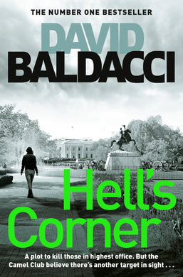 Hell's Corner-The Camel Club Book 5