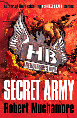 Henderson's Boys: Secret Army-Book 3