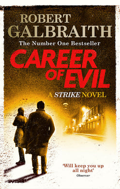 Career of Evil-Cormoran Strike Book 3