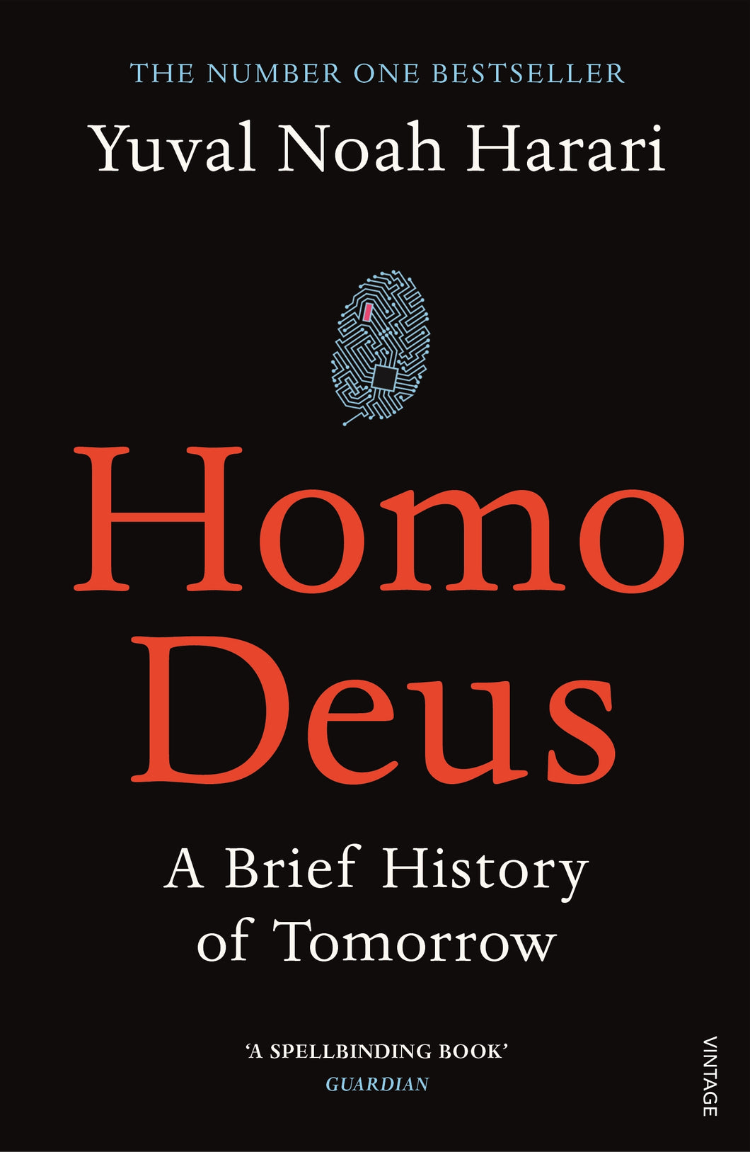 Homo Deus-A Brief History of Tomorrow