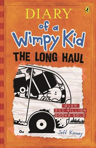 Long Haul: Diary of a Wimpy Kid (BK9)