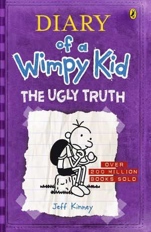 Ugly Truth: Diary Of A Wimpy Kid (Bk5)