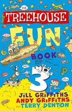 Load image into Gallery viewer, Treehouse Fun Book 3