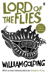 Lord of the Flies-with an introduction by Stephen King