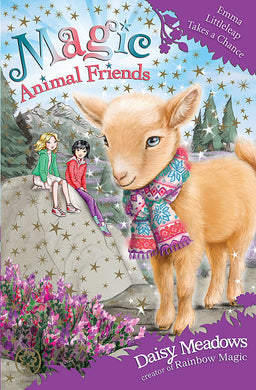 Magic Animal Friends: Emma Littleleap Takes a Chance-Book 23