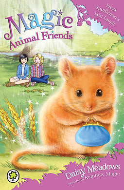 Magic Animal Friends: Freya Snufflenose's Lost Laugh-Book 14