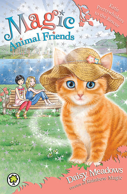 Magic Animal Friends: Katie Prettywhiskers to the Rescue-Book 17
