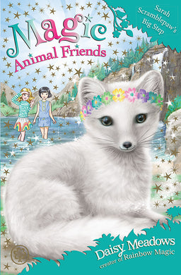 Magic Animal Friends: Sarah Scramblepaw's Big Step-Book 24