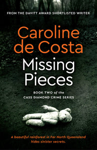 Missing Pieces-Book 2 of the Cass Diamond series