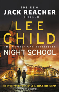 Night School-(Jack Reacher 21)