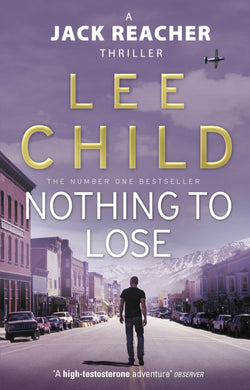 Nothing To Lose-(Jack Reacher 12)