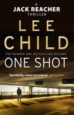 One Shot-(Jack Reacher 9)