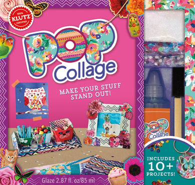 Klutz: Pop Collage: Make Your Stuff Stand Out!
