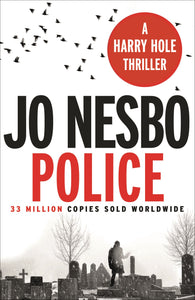 Police-Harry Hole 10