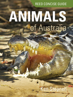 Reed Concise Guide Animals of Australia-Reed Concise Guide