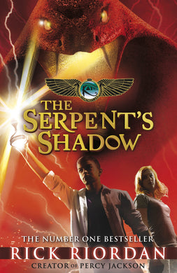 Serpent's Shadow: The Kane Chronicles (Book 3)
