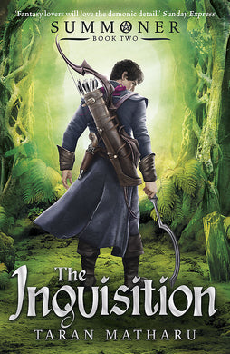Summoner: The Inquisition-Book 2