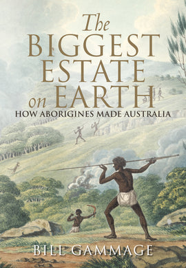 '-How Aborigines made Australia Biggest Estate on Earth