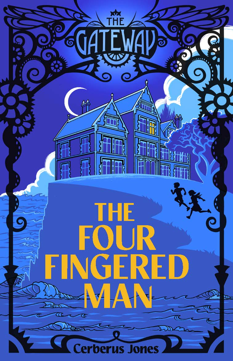 Four-Fingered Man