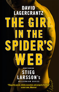 The Girl in the Spider's Web-A Dragon Tattoo story