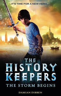 History Keepers: The Storm Begins