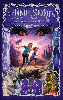 The Land of Stories: The Enchantress Returns-Book 2