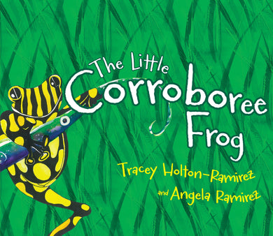 Little Corroboree Frog