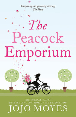 The Peacock Emporium-'A charming and enchanting read' - Company