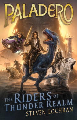 '-Paladero Book 1 Riders of Thunder Realm