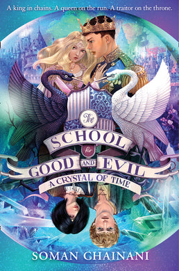 The School For Good And Evil (5) - A Crystal of Time