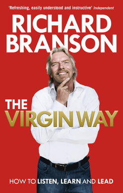 '-How to Listen, Learn, Laugh and Lead Virgin Way