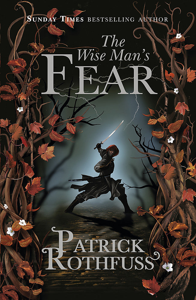 The Wise Man's Fear-The Kingkiller Chronicle: Book 2
