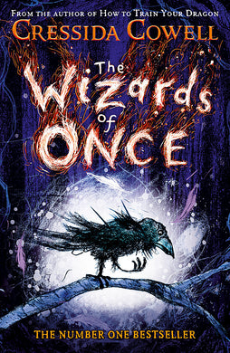 The Wizards of Once-Book 1