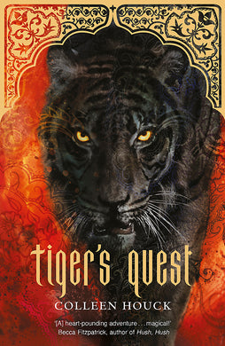 Tiger's Quest-Tiger Saga Book 2