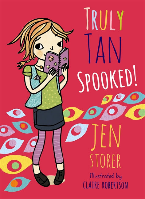 Truly Tan: Spooked!