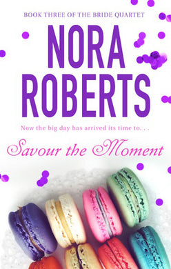 Savour The Moment-Number 3 in series