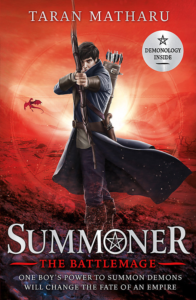 Summoner: The Battlemage-Book 3