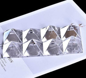 The Focused Meditation Pyramid - Crystal Range - Soul Sound Spirited