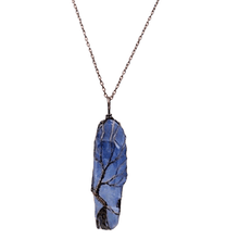 Load image into Gallery viewer, Mother Nature's Crystal Roots - Pendant Necklace Range - Soul Sound Spirited