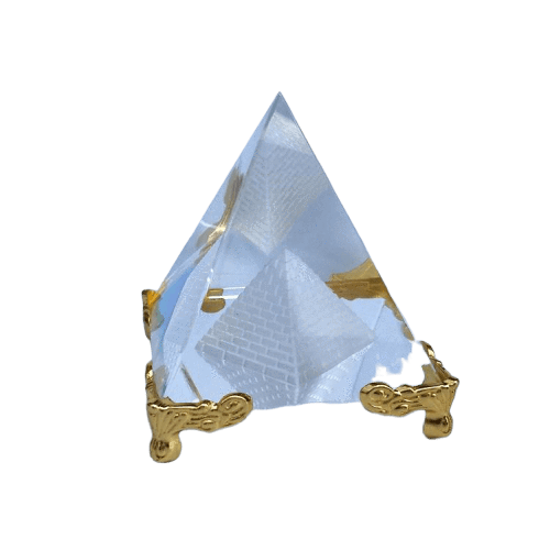 The Crystal Glass Alignment Pyramid - Soul Sound Baths