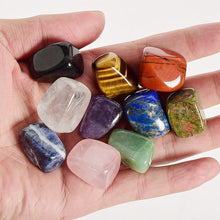 Load image into Gallery viewer, The Higher Vibrations Energy Stone Set (10 piece) - Soul Sound Baths