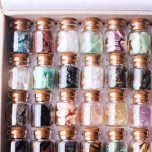 Load image into Gallery viewer, The Stone Wishing Bottles Gift Box Set - Soul Sound Spirited