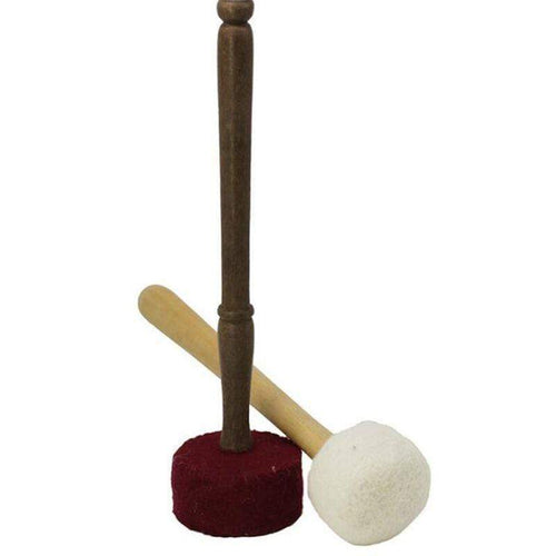 The Dharma Style Long Singing Bowl Mallets - Soul Sound Baths