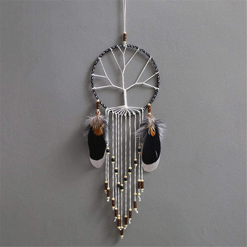 The Handmade Tree Of Life Dream Catcher - Soul Sound Baths