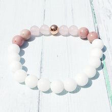Load image into Gallery viewer, The Love and Compassion Bringing Mala Beads Bracelet - Soul Sound Baths