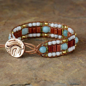 The Mixed Gemstones Harmony Handmade Bracelet - Soul Sound Baths