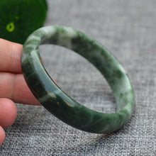 Load image into Gallery viewer, The Natural Jade Bangle Healing Bracelet - Soul Sound Baths